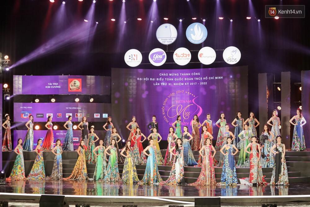 Nữ sinh ĐH Tây Đô cao 1m74 đăng quang Hoa khôi Sinh viên Việt Nam 2017 - Ảnh 2.