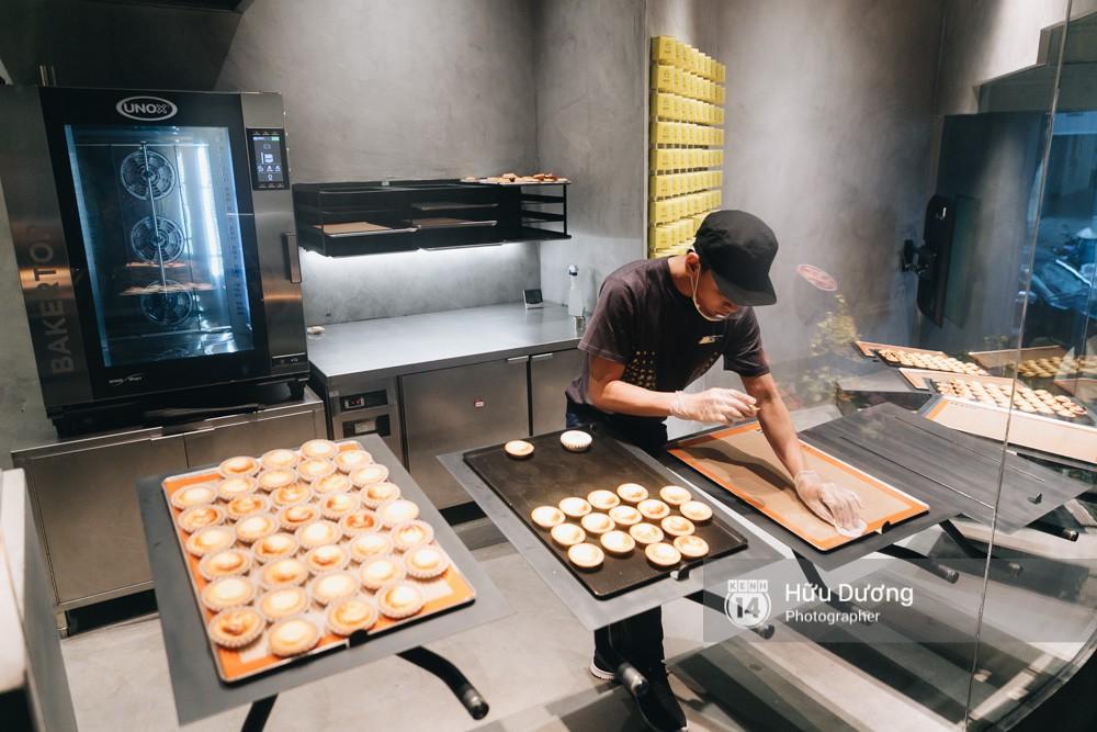 Gần 300k cho 6 chiếc bánh nhỏ, món tart phô mai đắt đỏ này đang khiến giới trẻ Sài Gòn siêu tò mò! - Ảnh 6.