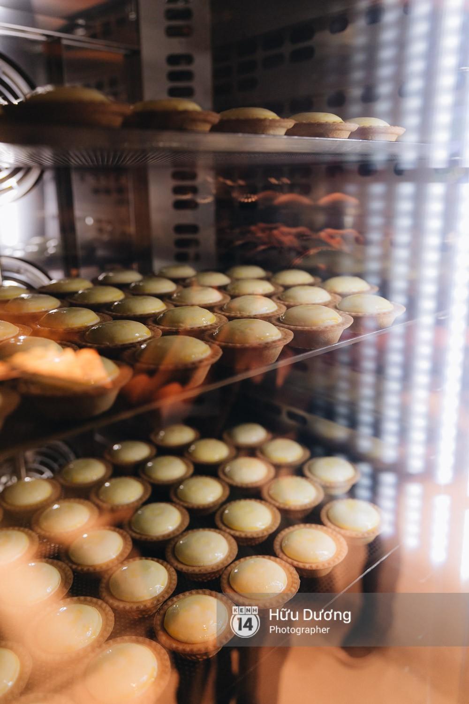 Gần 300k cho 6 chiếc bánh nhỏ, món tart phô mai đắt đỏ này đang khiến giới trẻ Sài Gòn siêu tò mò! - Ảnh 10.
