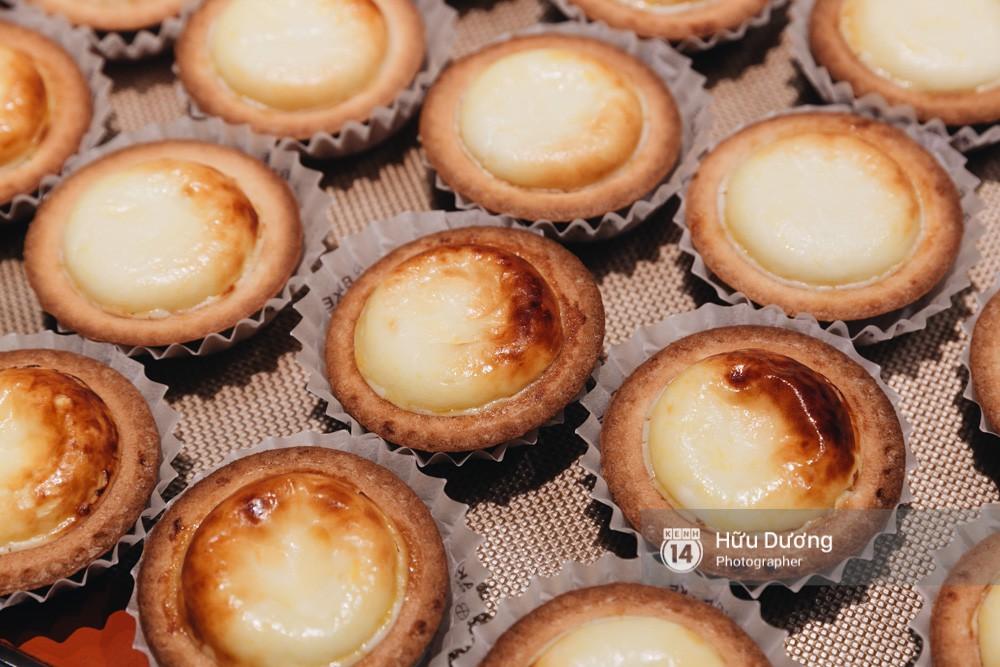 Gần 300k cho 6 chiếc bánh nhỏ, món tart phô mai đắt đỏ này đang khiến giới trẻ Sài Gòn siêu tò mò! - Ảnh 15.