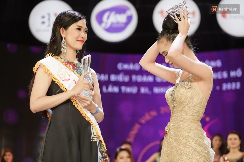 Nữ sinh ĐH Tây Đô cao 1m74 đăng quang Hoa khôi Sinh viên Việt Nam 2017 - Ảnh 4.