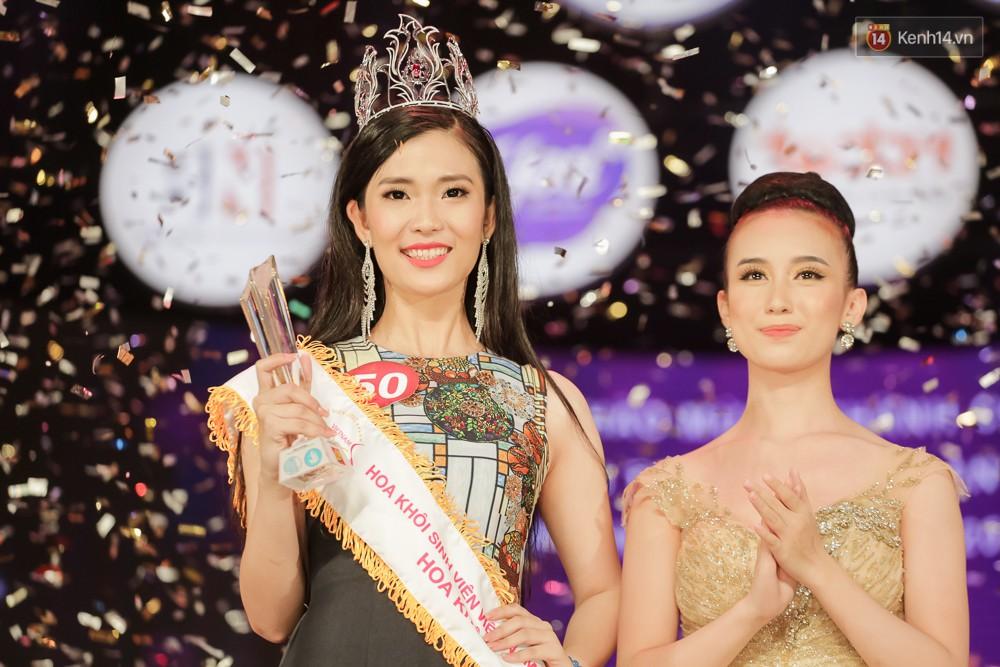 Nữ sinh ĐH Tây Đô cao 1m74 đăng quang Hoa khôi Sinh viên Việt Nam 2017 - Ảnh 5.