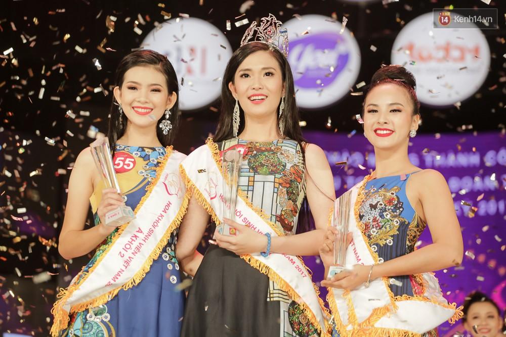 Nữ sinh ĐH Tây Đô cao 1m74 đăng quang Hoa khôi Sinh viên Việt Nam 2017 - Ảnh 8.