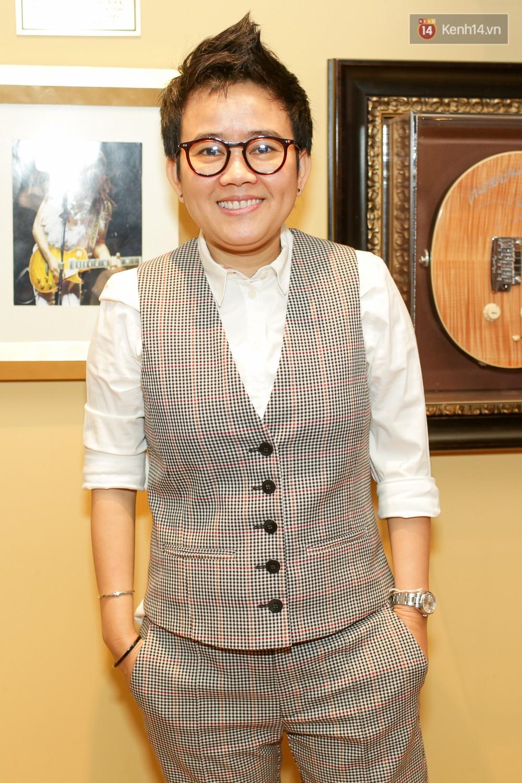 Diva Mỹ Linh trở lại vai trò Huấn luyện viên trong show thực tế về các nhóm nhạc - Ảnh 6.