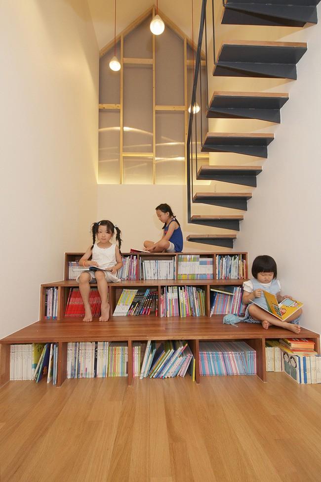 15 ý tưởng nội thất tận dụng gầm cầu thang vừa hiệu quả, vừa đẹp - Ảnh 13.