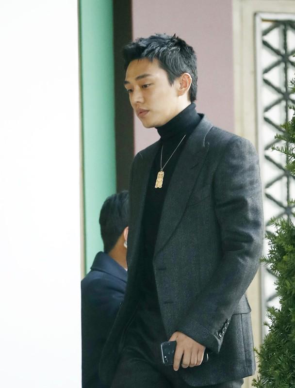 Lộ clip hiếm ghi lại toàn bộ bài phát biểu Lee Kwang Soo và Yoo Ah In gửi Song Song trong siêu đám cưới - Ảnh 4.