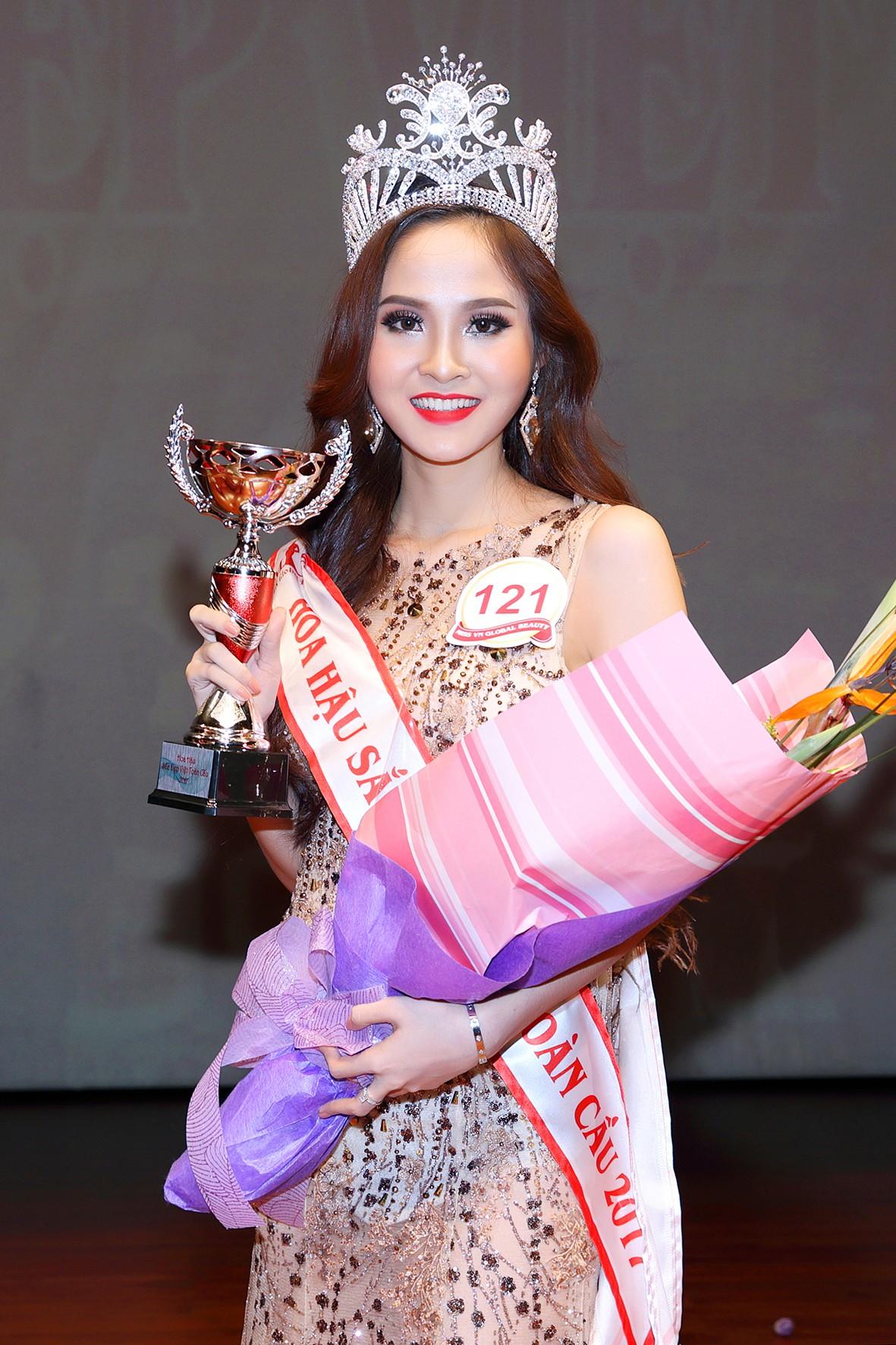 Showbiz Việt lại có thêm 9 Hoa hậu, Á hậu chỉ trong vòng 10 ngày đầu tháng 12! - Ảnh 6.