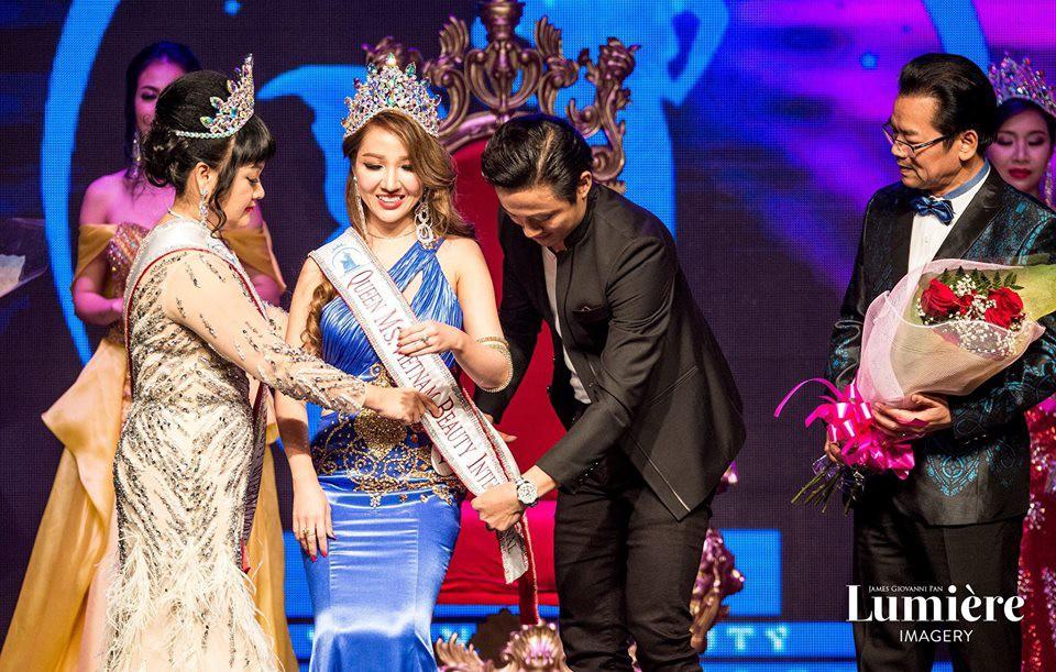 Showbiz Việt lại có thêm 9 Hoa hậu, Á hậu chỉ trong vòng 10 ngày đầu tháng 12! - Ảnh 8.