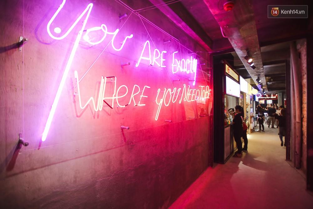 Có gì ở Zone 87 - khu tổ hợp ăn chơi, mua sắm mới của Midu dành cho giới trẻ Sài Gòn? - Ảnh 7.