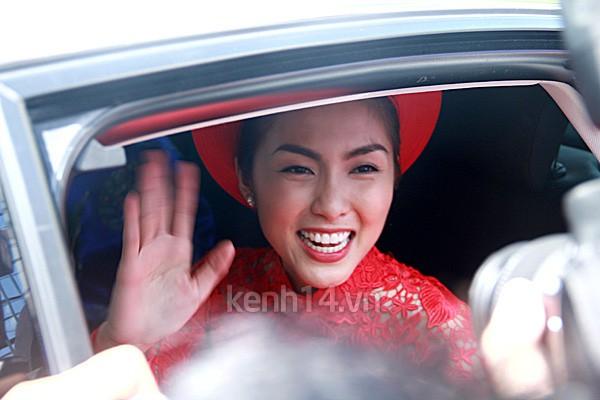 Những khoảnh khắc tác nghiệp đáng nhớ trong đám cưới cách đây 5 năm của Tăng Thanh Hà và Louis Nguyễn - Ảnh 8.