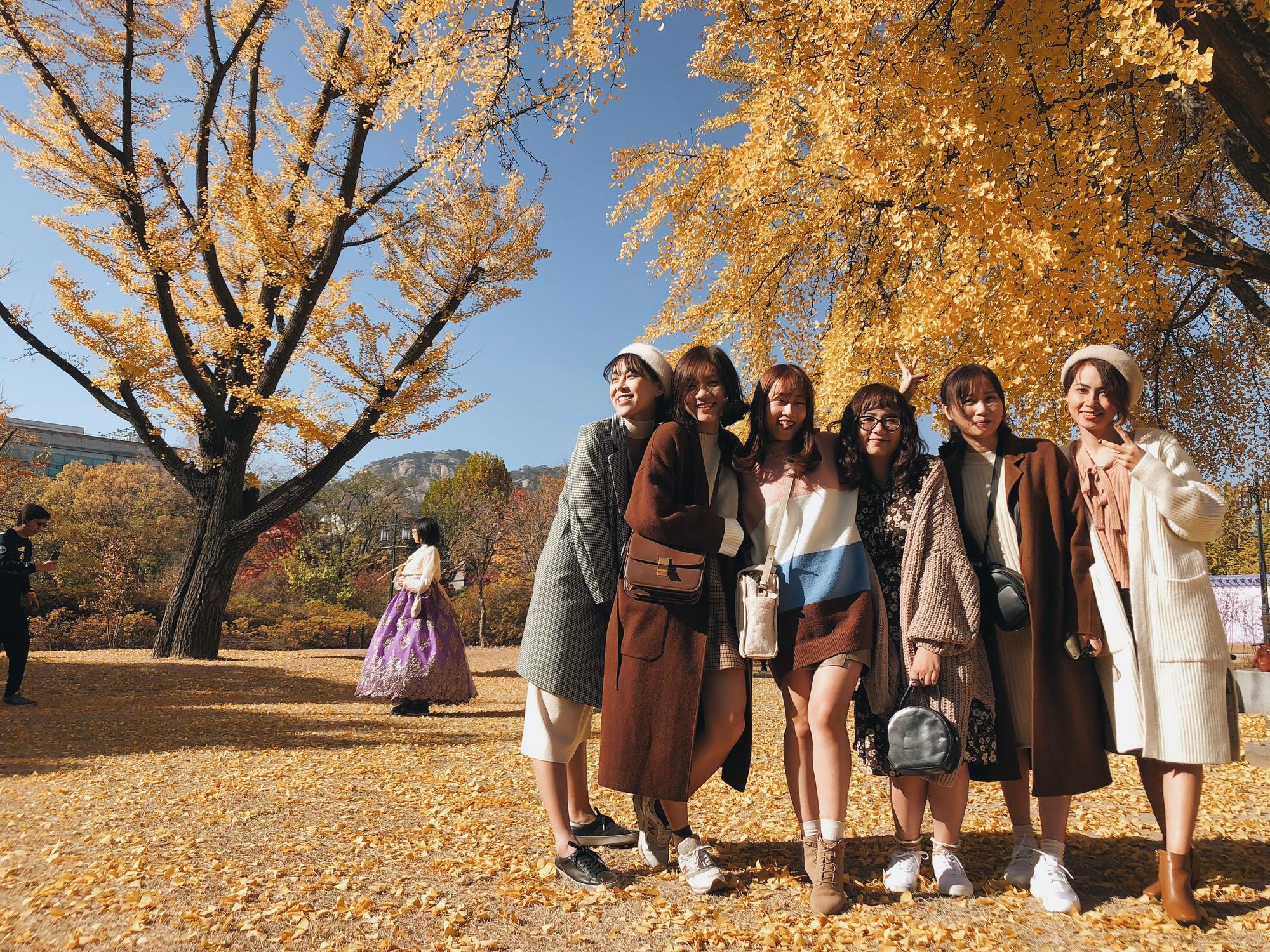 Ảnh đi Hàn tuyệt đẹp của An Toe: Du lịch nhóm, lên concept áo quần quan trọng như... mua vé máy bay! - Ảnh 7.