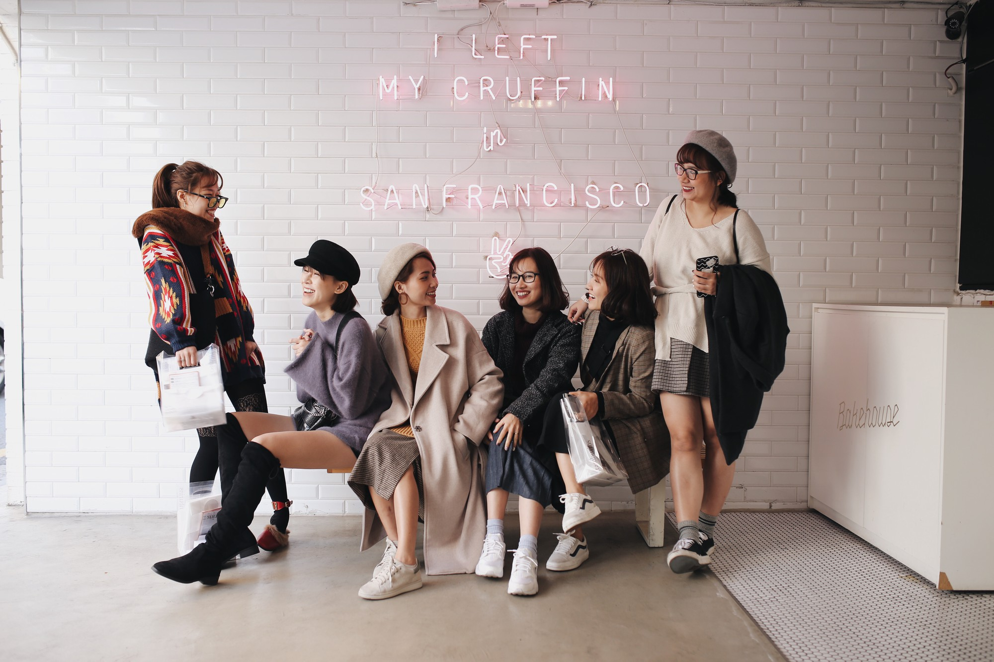 Ảnh đi Hàn tuyệt đẹp của An Toe: Du lịch nhóm, lên concept áo quần quan trọng như... mua vé máy bay! - Ảnh 10.