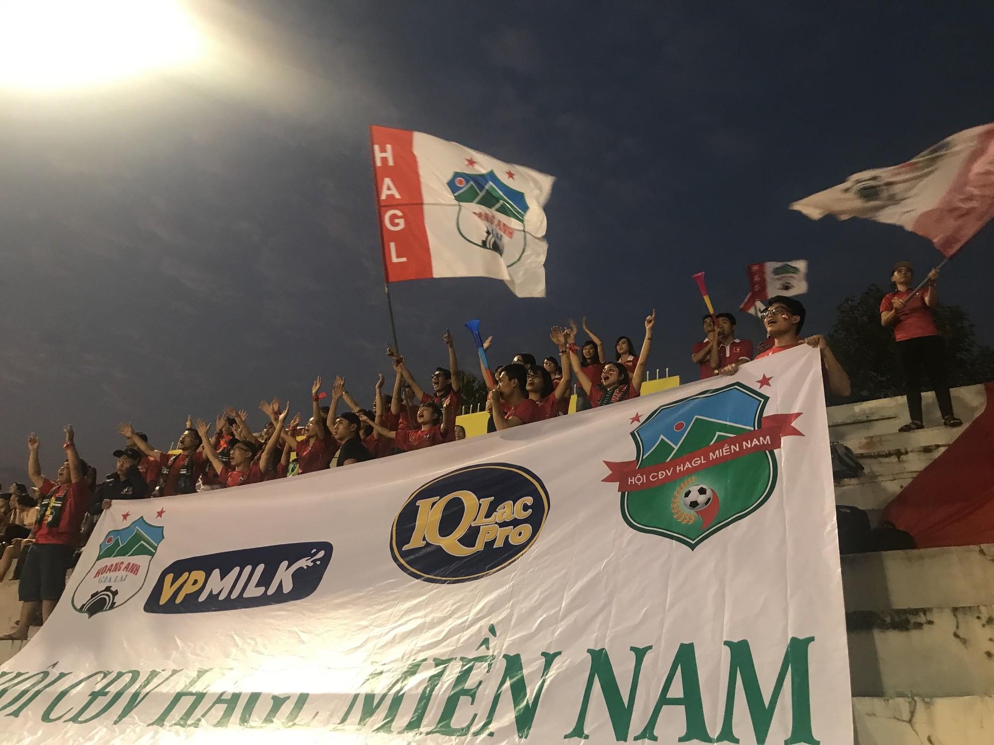 Thắng đậm Viettel, lứa đàn em Công Phượng vô địch giải U21 Quốc gia 2017 - Ảnh 3.