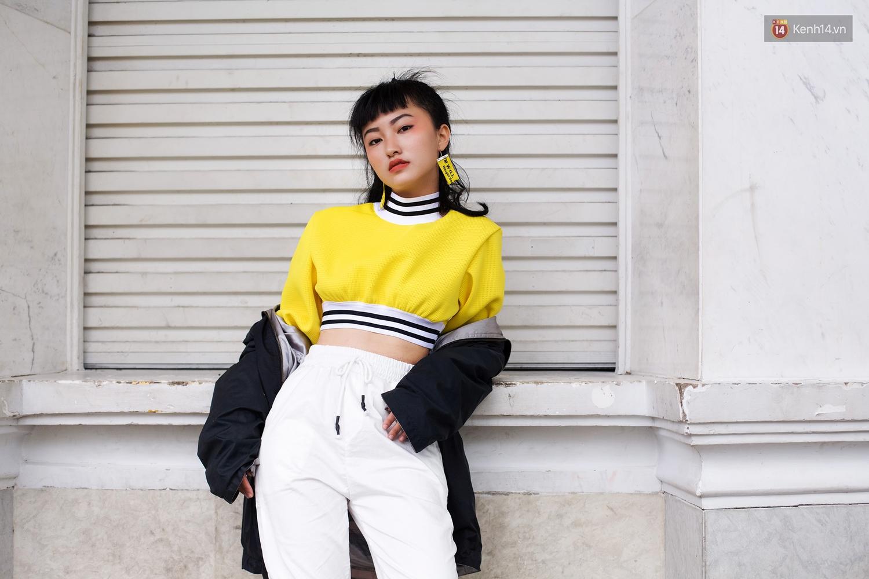 Street style 2 miền: Dù theo phong cách nữ tính hay cool ngầu, các bạn trẻ cũng mix đồ cực hay và diện toàn item trendy nhất - Ảnh 4.