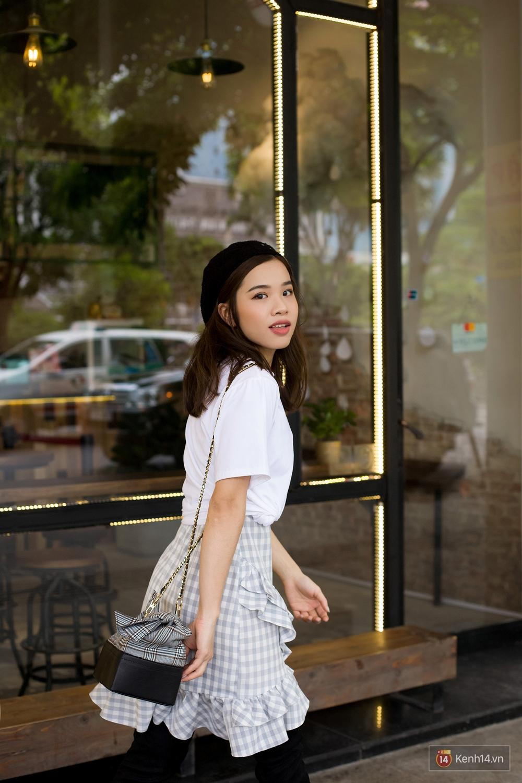 Street style 2 miền: Dù theo phong cách nữ tính hay cool ngầu, các bạn trẻ cũng mix đồ cực hay và diện toàn item trendy nhất - Ảnh 2.
