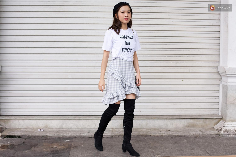 Street style 2 miền: Dù theo phong cách nữ tính hay cool ngầu, các bạn trẻ cũng mix đồ cực hay và diện toàn item trendy nhất - Ảnh 1.