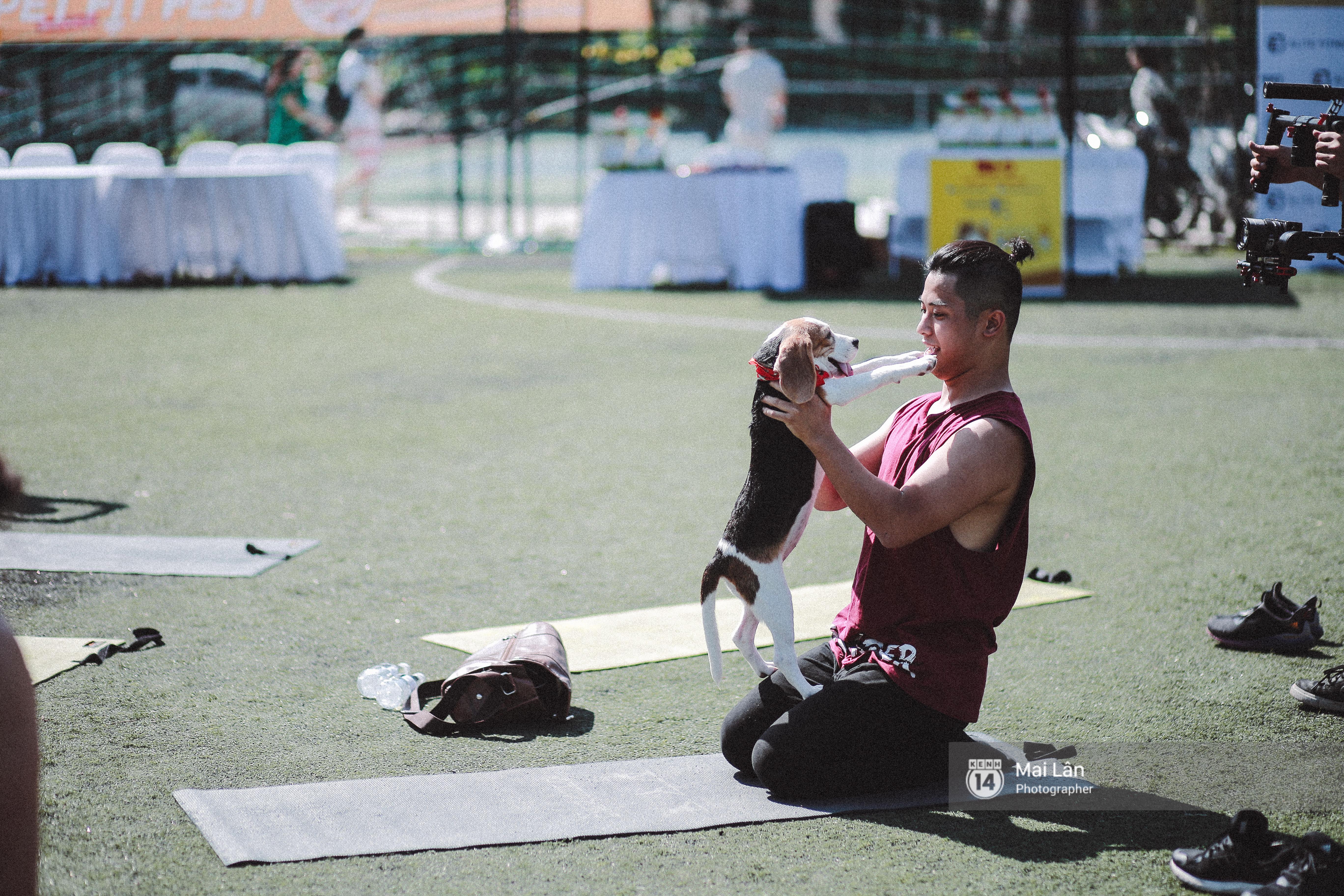 Lễ hội thể thao dành cho chủ và thú cưng độc đáo, đáng yêu nhất Hà Nội! - Ảnh 7.