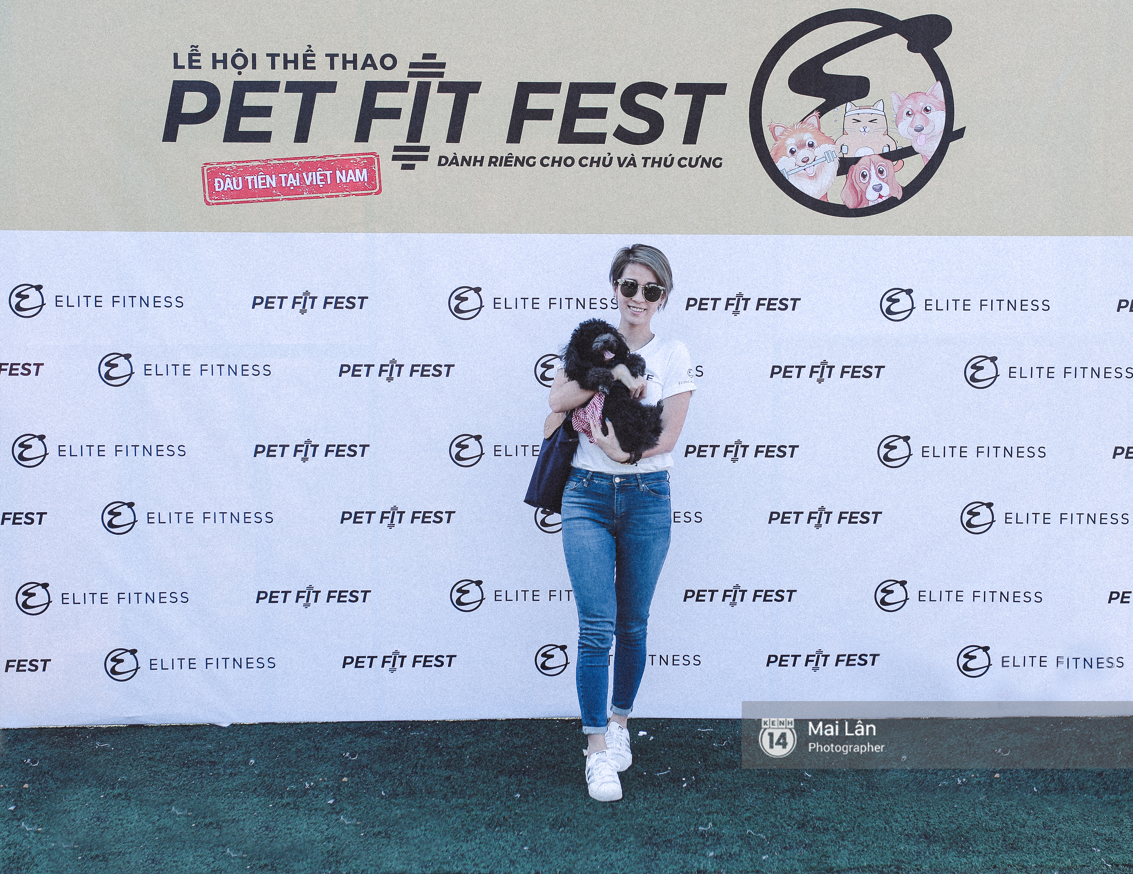 Lễ hội thể thao dành cho chủ và thú cưng độc đáo, đáng yêu nhất Hà Nội! - Ảnh 10.