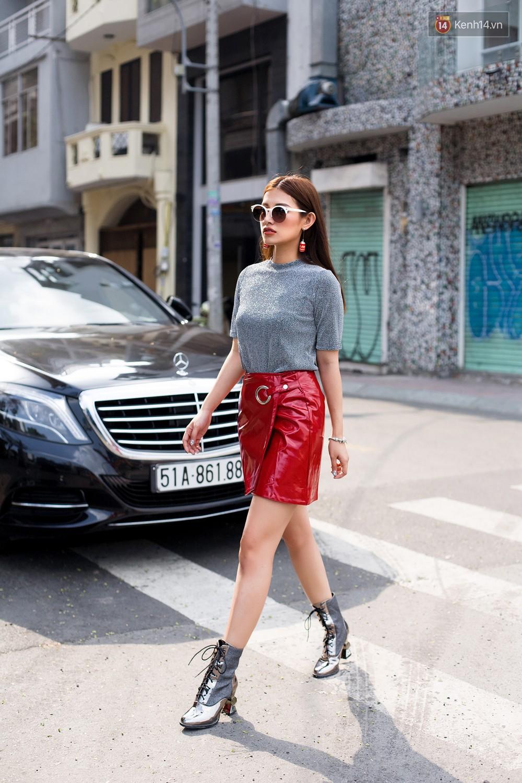 Street style 2 miền: không thời trang phang thời tiết, giới trẻ trổ tài lên đồ ấm áp nhưng vẫn hút mắt - Ảnh 17.