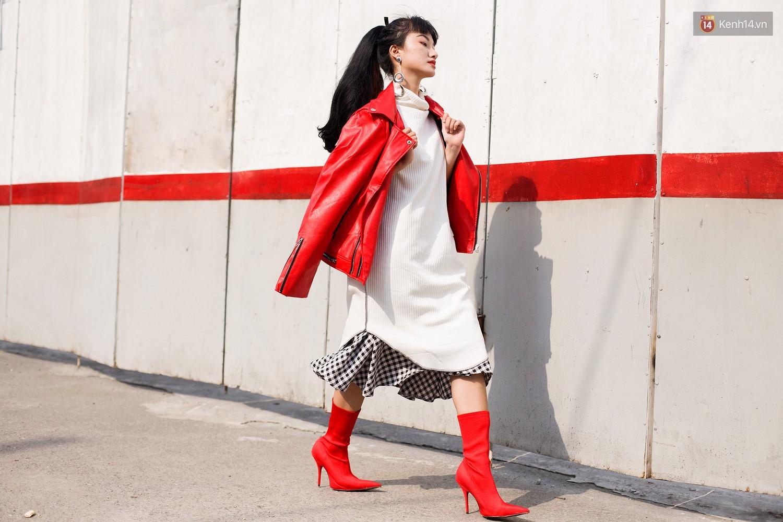 Street style 2 miền: không thời trang phang thời tiết, giới trẻ trổ tài lên đồ ấm áp nhưng vẫn hút mắt - Ảnh 13.