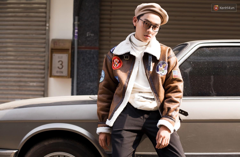 Street style 2 miền: không thời trang phang thời tiết, giới trẻ trổ tài lên đồ ấm áp nhưng vẫn hút mắt - Ảnh 16.