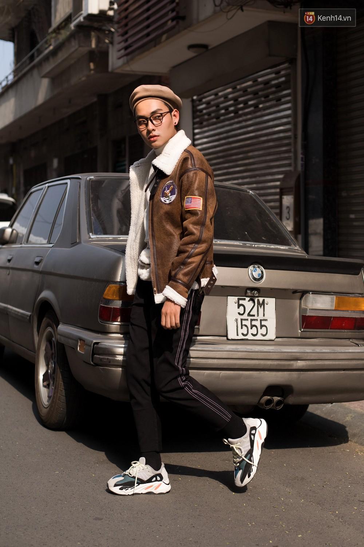 Street style 2 miền: không thời trang phang thời tiết, giới trẻ trổ tài lên đồ ấm áp nhưng vẫn hút mắt - Ảnh 15.