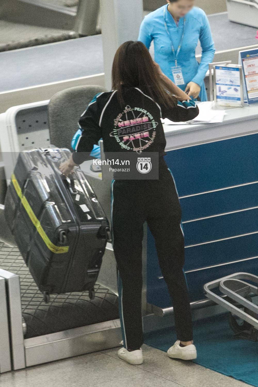Minh Tú diện trang phục giản dị lên đường sang Úc gặp Thor Chris Hemsworth - Ảnh 9.