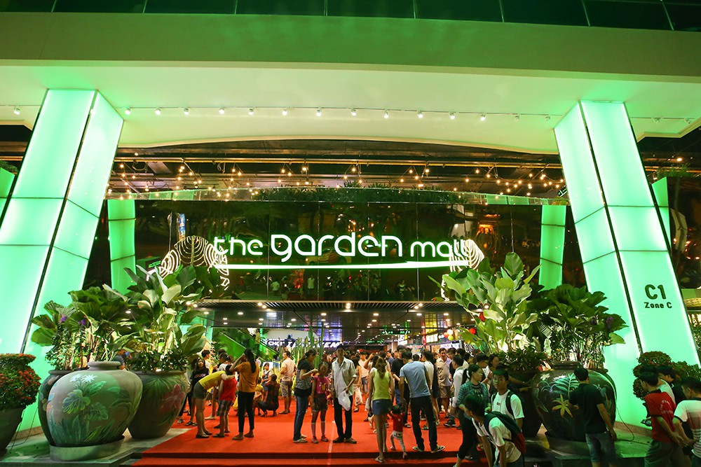 Thuận Kiều Plaza chính thức đổi tên thành The Garden Mall, hàng nghìn người Sài Gòn chen nhau vào khám phá trong ngày khai trương - Ảnh 4.