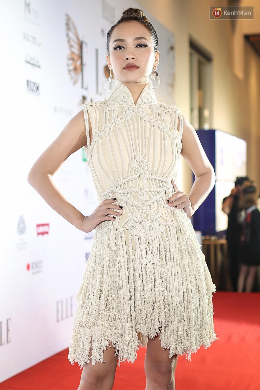 Quỳnh Anh Shyn lên đồ ấn tượng chẳng kém gì Phạm Hương, Minh Hằng trên thảm đỏ Elle Fashion Show - Ảnh 18.