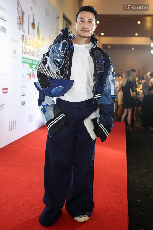 Quỳnh Anh Shyn lên đồ ấn tượng chẳng kém gì Phạm Hương, Minh Hằng trên thảm đỏ Elle Fashion Show - Ảnh 28.