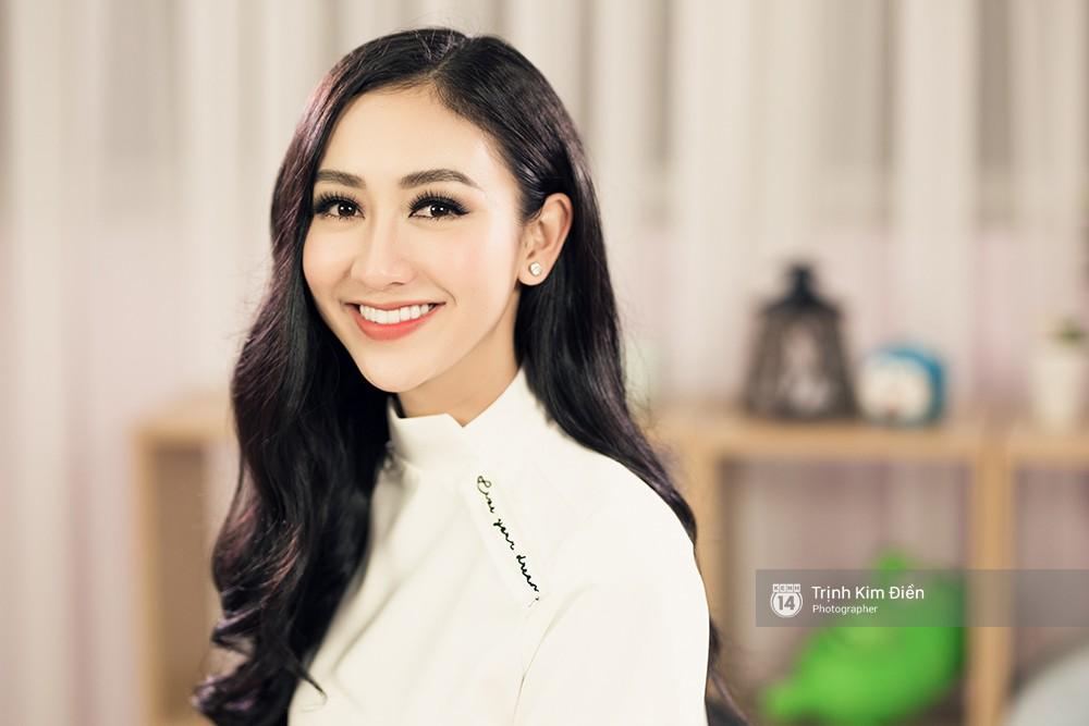 Hà Thu: Tôi không đánh giá cao nhan sắc của Tân Hoa hậu Trái đất 2017 - Ảnh 3.