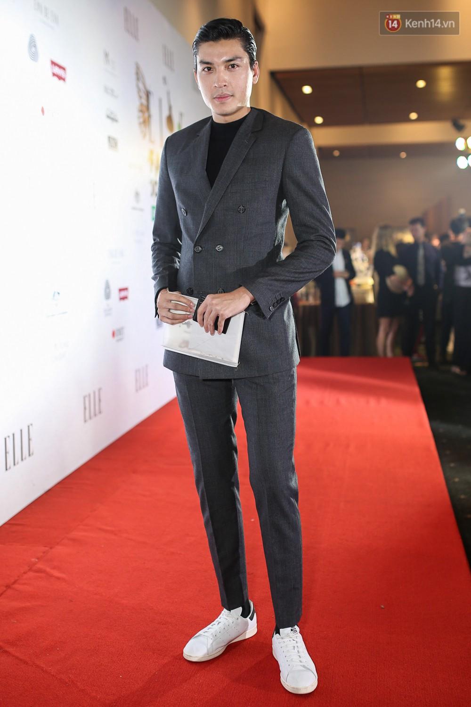 Quỳnh Anh Shyn lên đồ ấn tượng chẳng kém gì Phạm Hương, Minh Hằng trên thảm đỏ Elle Fashion Show - Ảnh 29.