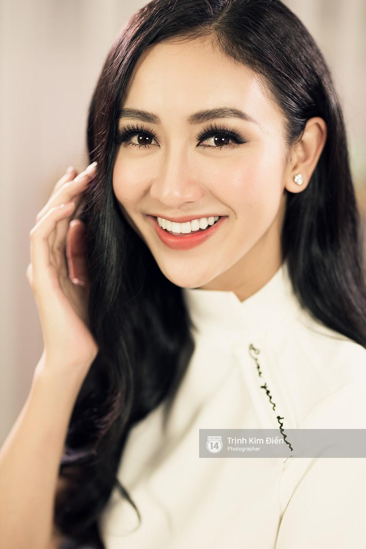 Hà Thu: Tôi không đánh giá cao nhan sắc của Tân Hoa hậu Trái đất 2017 - Ảnh 2.