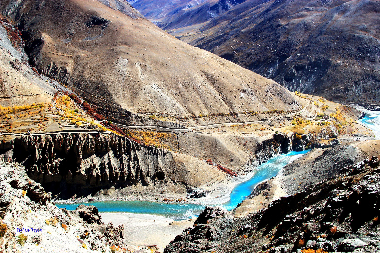 """Mùa thu ở Ladakh: Hành trình trải nghiệm của 1 phụ nữ Việt đến nơi đẹp tựa """"thiên đường ẩn giấu"""" ở Ấn Độ - Ảnh 1."""