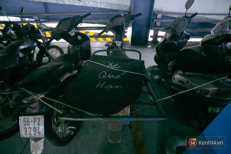 Hàng trăm chiếc xe máy quá hạn vì gửi 2 năm không ai nhận, nhà xe sân bay Tân Sơn Nhất thiệt hại nửa tỉ đồng - Ảnh 12.