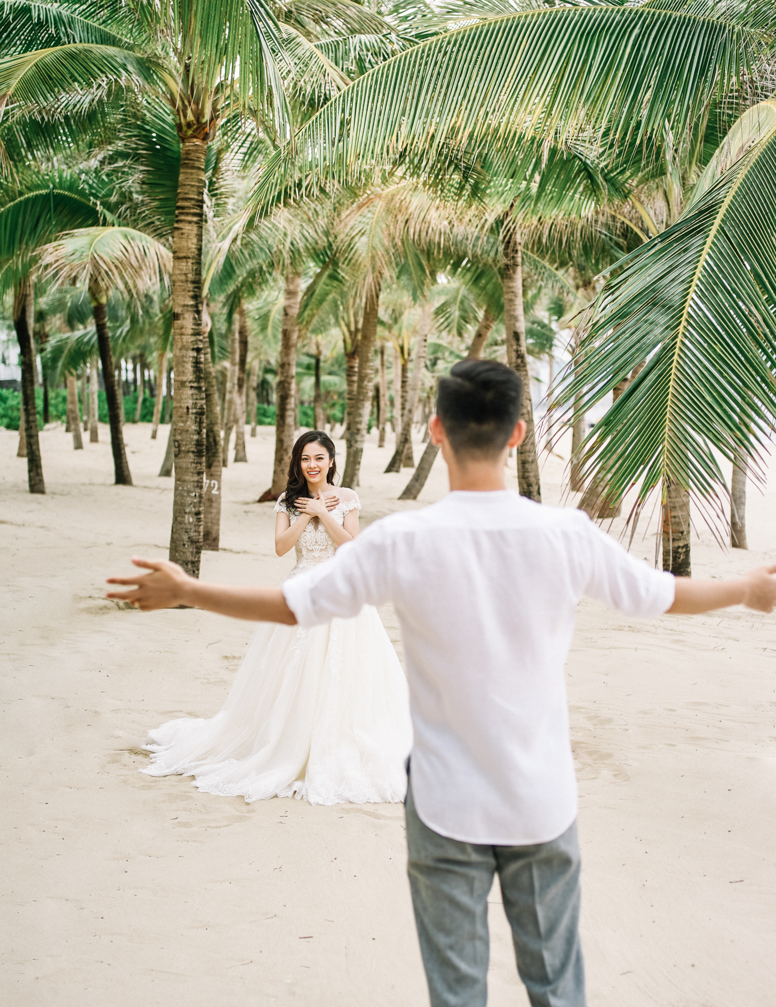 Xem trọn bộ ảnh cưới thêm lần nữa cực viên mãn của Hằng Túi - Ảnh 6.