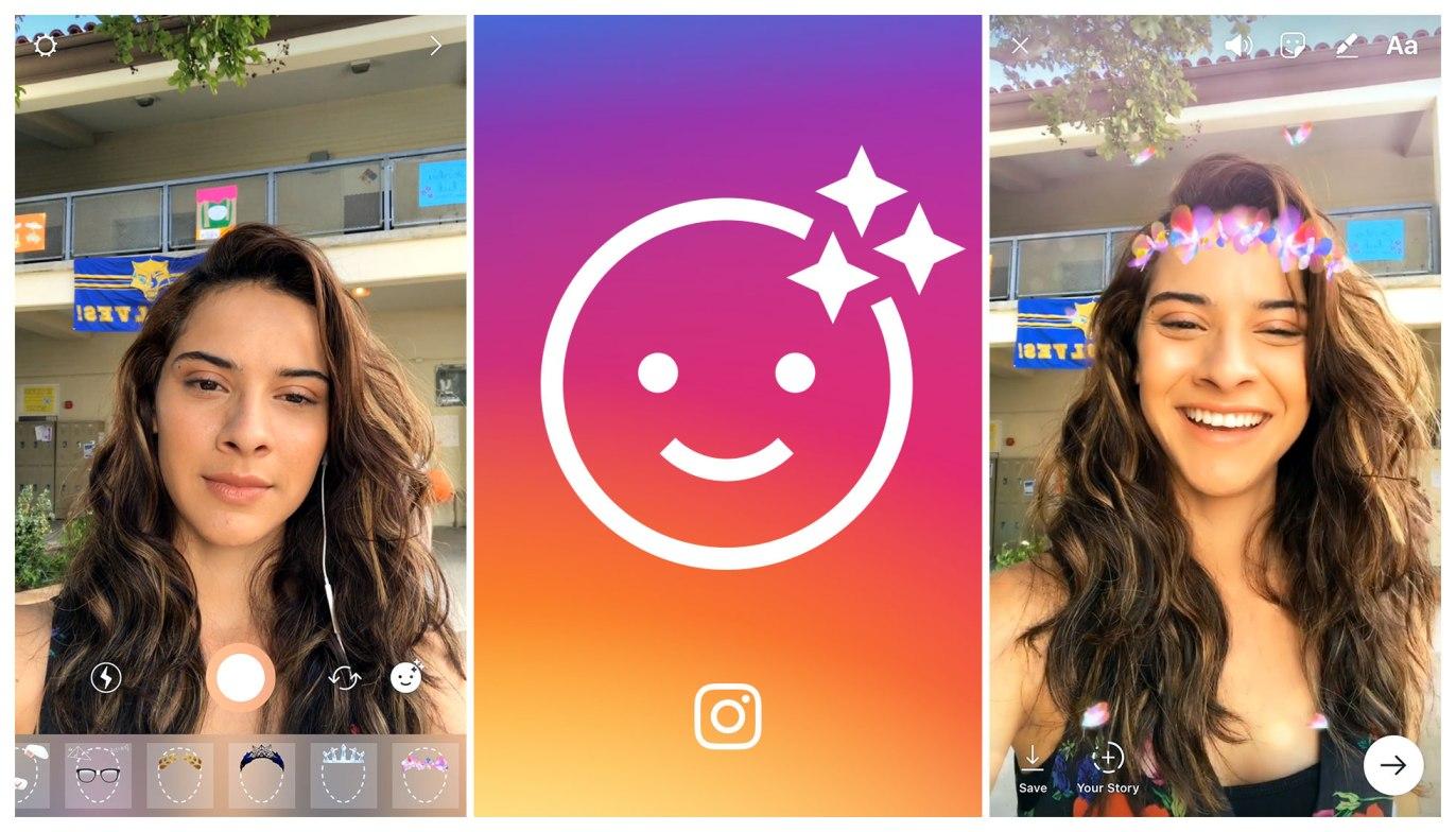 Instagram đã cho gắn filter nhí nhố lên mặt, fan sống ảo không thể bỏ lỡ - Ảnh 3.