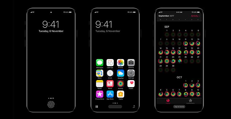Ngắm nhìn iPhone 8 độc đáo khiến ai nhìn cũng mê - Ảnh 3.