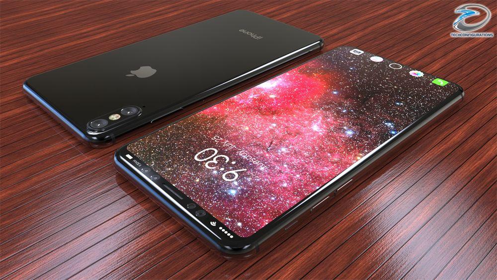 Cận cảnh iPhone 8 đẹp mướt mải, ai cũng sẽ muốn bỏ tiền mua chiếc điện thoại này - Ảnh 3.