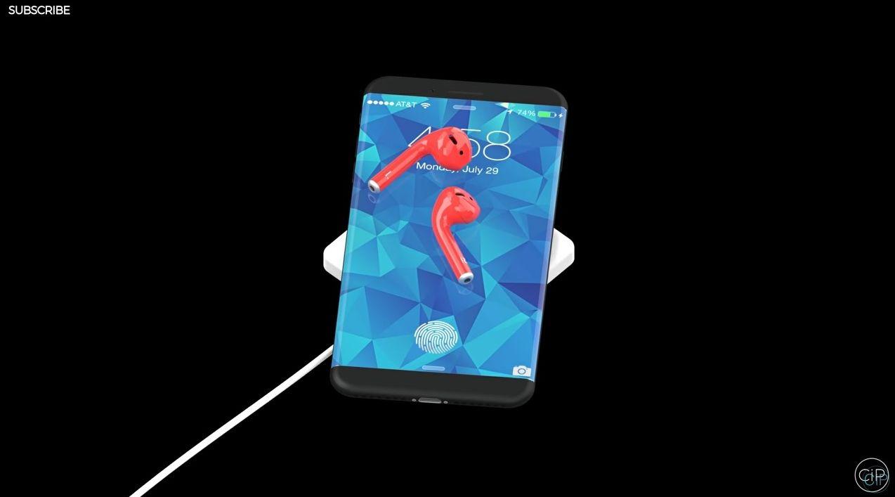 Ngắm ý tưởng iPhone 8 mỏng bất ngờ, thách thức mọi đối thủ hiện nay - Ảnh 5.