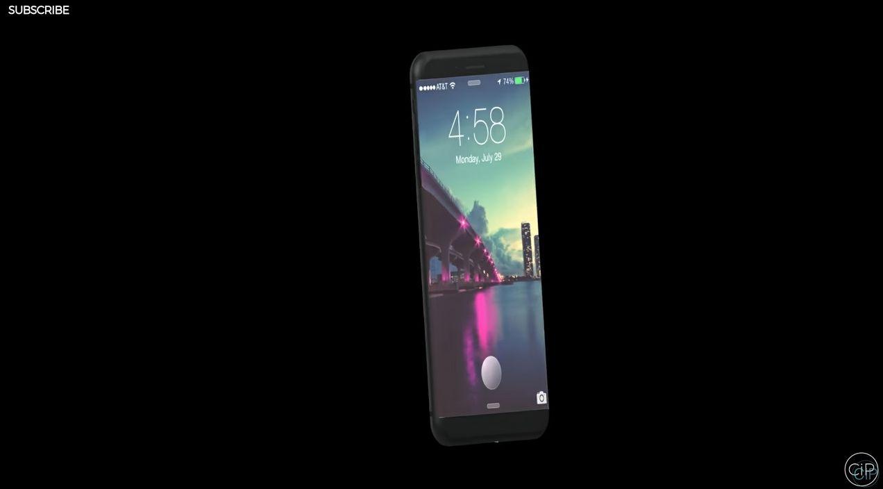 Ngắm ý tưởng iPhone 8 mỏng bất ngờ, thách thức mọi đối thủ hiện nay - Ảnh 2.