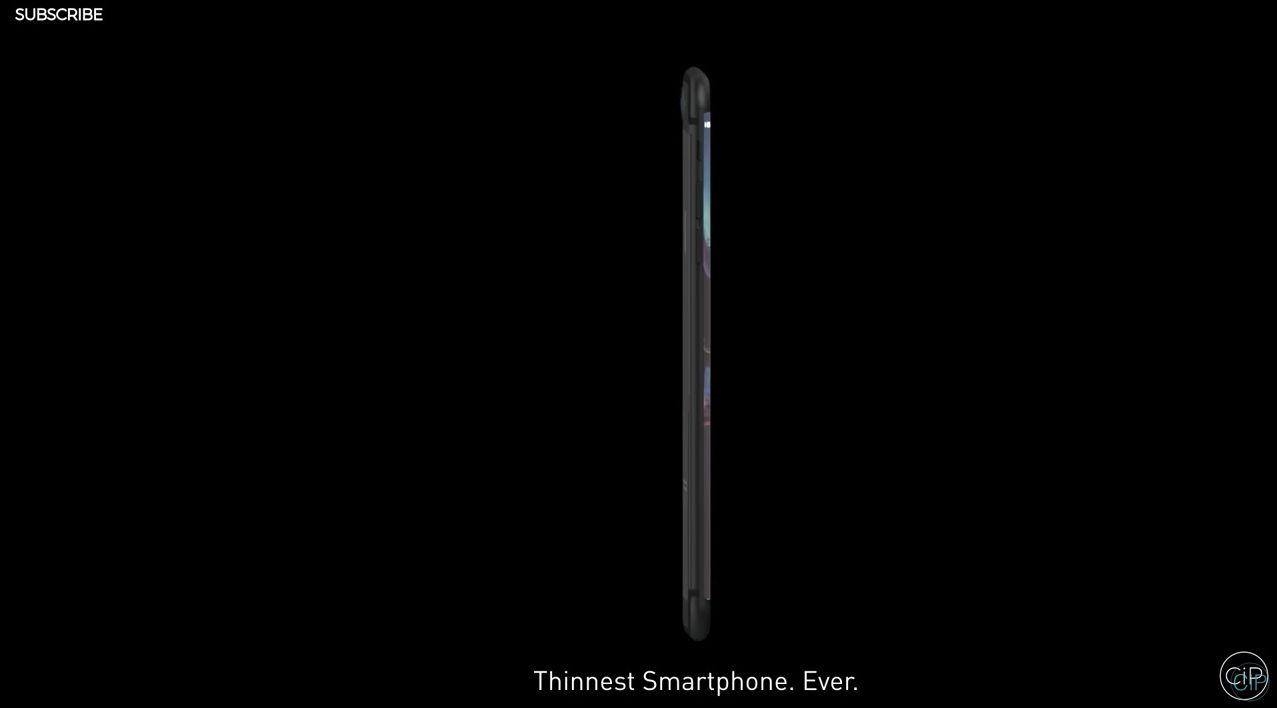 Ngắm ý tưởng iPhone 8 mỏng bất ngờ, thách thức mọi đối thủ hiện nay - Ảnh 3.