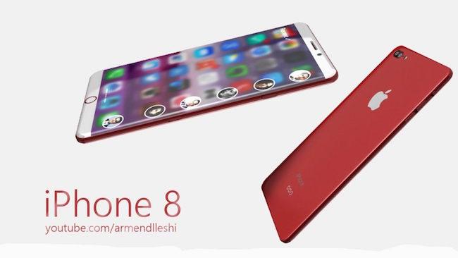Sướng tê người với ý tưởng iPhone 8 màn hình uốn cong độc đáo - Ảnh 6.