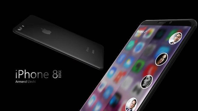 Sướng tê người với ý tưởng iPhone 8 màn hình uốn cong độc đáo - Ảnh 8.