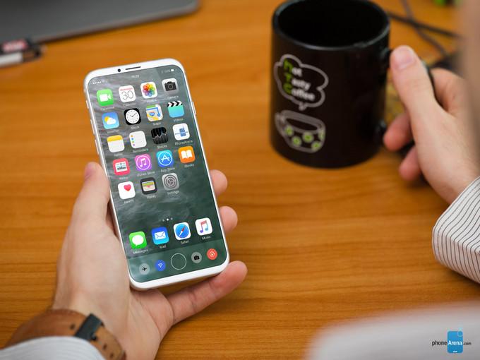 Ngắm iPhone 8 đẹp ngất ngây mà chúng ta ai cũng ao ước - Ảnh 3.