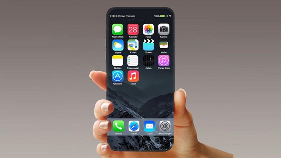 Thêm bằng chứng iPhone 8 sẽ có màn hình không viền cực đỉnh - Ảnh 1.