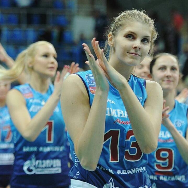 Vẻ đẹp của thiên thần bóng chuyền Nga - Irina Fetisova - Ảnh 7.
