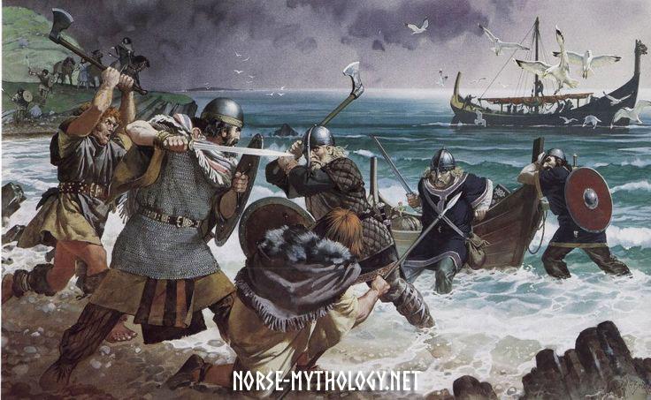 Bằng chứng đầu tiên cho thấy nữ chiến binh của tộc Viking hung bạo có tồn tại - Ảnh 1.