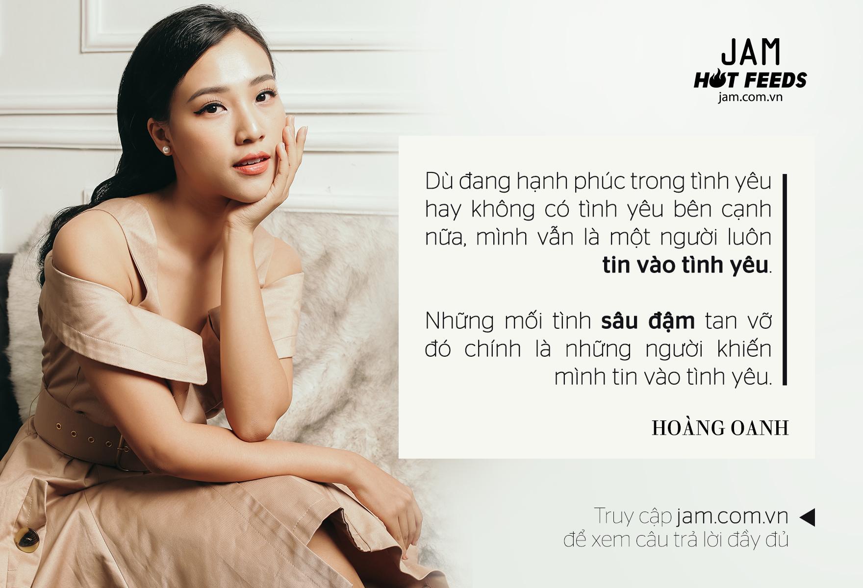Hoàng Oanh: Tình yêu với Huỳnh Anh vẫn là một tình yêu đẹp và trọn vẹn - Ảnh 9.