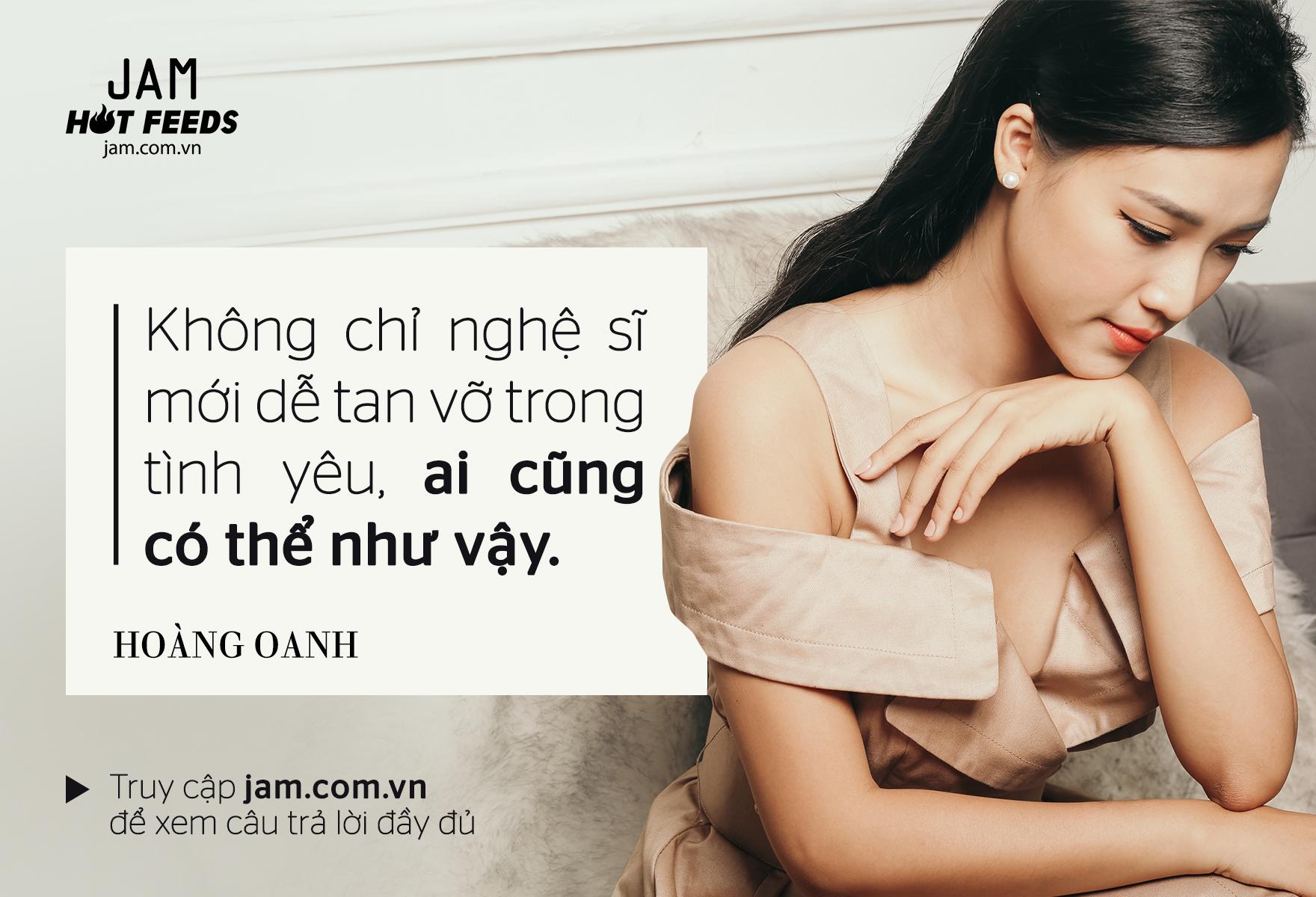Hoàng Oanh: Tình yêu với Huỳnh Anh vẫn là một tình yêu đẹp và trọn vẹn - Ảnh 6.